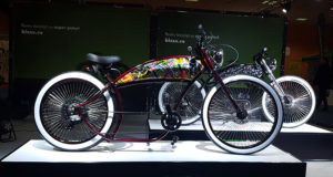 Bizz Chopper 4 - Bizze Bikes