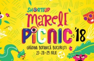 Shorts Up Marele Picnic