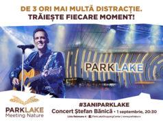 concert Stefan Banica parklake