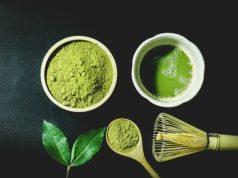 ceai verde matcha