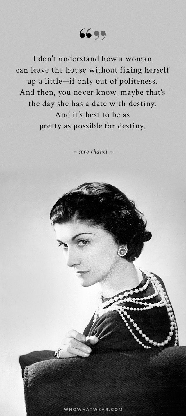 citate despre moda Coco Chanel citat despre moda 7   Kaila citate despre moda