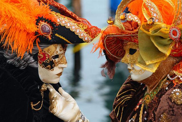carnavalul de la venetia 2018